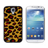 Leopard Animal Print Galaxy S4 Case