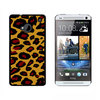 Leopard Animal Print HTC One Case