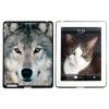 Wolf Apple iPad Case
