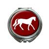 Horse Compact Mirror