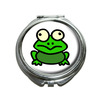 Frog Toad Compact Mirror