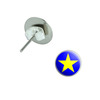 Star Pierced Stud Earrings