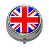 Britain British Flag Pill Box