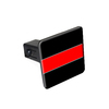 Thin Red Line Tow Hitch Cover