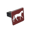 Horse Tow Hitch Cover
