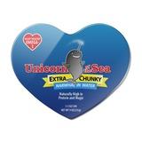 Narwhal Unicorn of the Sea Heart Acrylic Fridge Refrigerator Magnet