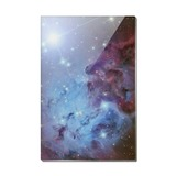 Fox Fur Nebula Monoceros Constellation Galaxy Rectangle Acrylic Fridge Refrigerator Magnet