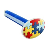 Autism Awareness Diversity Puzzle Pieces Car Air Freshener Vent Clip