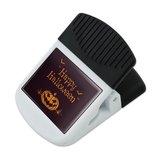 Happy Halloween Holiday Pumpkin Jack-o-lantern Bats Refrigerator Fridge Magnet Magnetic Hanging Hook Note Snack Clip