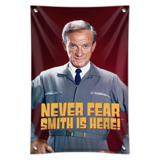Never Fear, Smith is Here! Lost in Space Doctor Home Business Office Sign