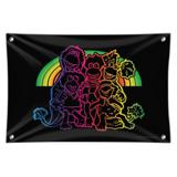 Fraggle Rock Retro Rainbow Home Business Office Sign