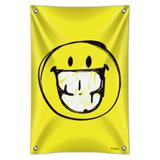 Smiley Smile Sketchy Grin Home Business Office Sign
