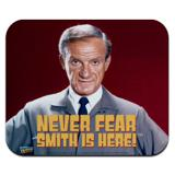 Never Fear, Smith is Here! Lost in Space Doctor Low Profile Thin Mouse Pad Mousepad