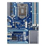 Blue Computer Motherboard Processor CPU Home Business Office Sign