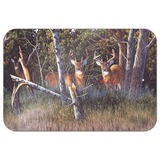 Deer in the Woods Home Business Office Sign
