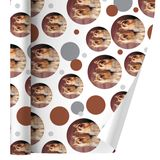 Yorkie Yorkshire Terrier Buddies Premium Gift Wrap Wrapping Paper Roll
