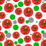 Christmas Elf with Presents and Gifts Premium Gift Wrap Wrapping Paper Roll