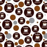Coffee Knocks the Stupid Out of You Funny Premium Gift Wrap Wrapping Paper Roll
