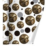 Timberwolf Timber Wolf Wolves Premium Gift Wrap Wrapping Paper Roll