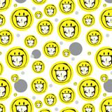 Smiley Smile Sketchy Grin Premium Gift Wrap Wrapping Paper Roll