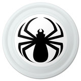 "Spider Black Widow Novelty 9"" Flying Disc"