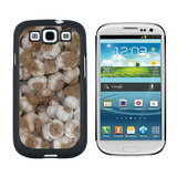 Garlic - Cloves Tubers Heads - Vampire Protection Galaxy S3 Case