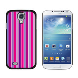 Sweet Pink Stripes Galaxy S4 Case
