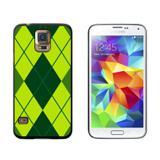 Argyle Hipster Green - Preppy Galaxy S5 Case