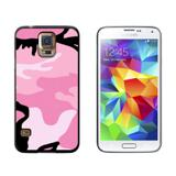 Pink Camouflage Army Soldier Galaxy S5 Case
