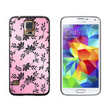 Power of Flowers Pink Galaxy S5 Case