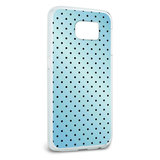 A Little Dotty Blue Galaxy S6 Case