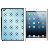 A Little Dotty Blue iPad Mini Case