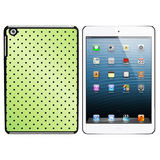 A Little Dotty Green iPad Mini Case