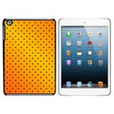 A Little Dotty Orange iPad Mini Case