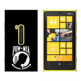 POW MIA Prisoner of War - Snap On Case for Nokia Lumia 920