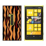 Tiger Print - Snap On Case for Nokia Lumia 920