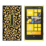 Jaguar Print - Snap On Case for Nokia Lumia 920