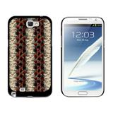 Snake Print Galaxy Note II