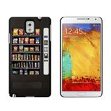 Snacks Chips Candy Vending Machine Case for Galaxy Note III