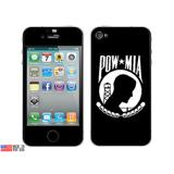 POW MIA Prisoner of War iPhone 4 Skin