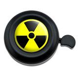 Radioactive Nuclear Warning Symbol Bicycle Handlebar Bike Bell