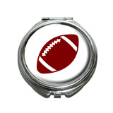Football Compact Mirror