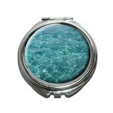 Water - Ocean Waves Compact Mirror