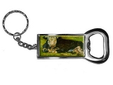 Lying Cow by Vincent Van Gogh Bottle Opener Keychain