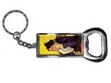 Madam Ginoux by Vincent Van Gogh Bottle Opener Keychain