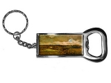 Marshy by Vincent Van Gogh Bottle Opener Keychain