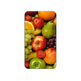 Fruit Bowl - Grapes Apples Strawberries Oranges Lapel Hat Pin Tie Tack