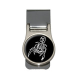 Scorpion Black Money Clip