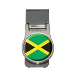 Jamaica Jamaican Flag Money Clip