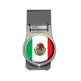 Mexico Mexican Flag Money Clip